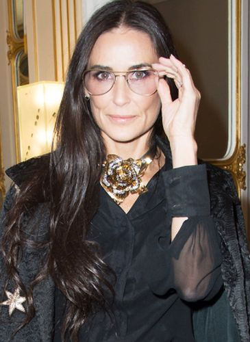 Demi Moore After Cosmetic Surgery