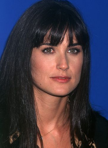 Demi Moore Before Plastic Surgery