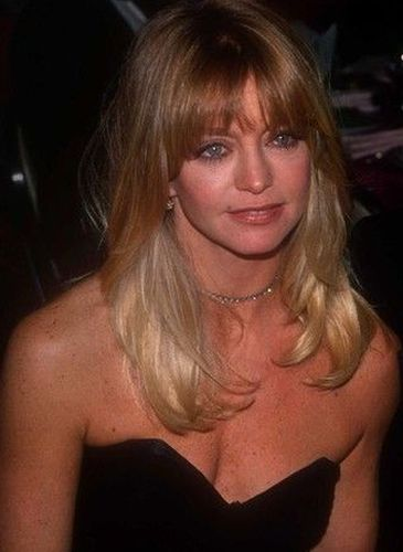 Goldie Hawn Beautiful Photo