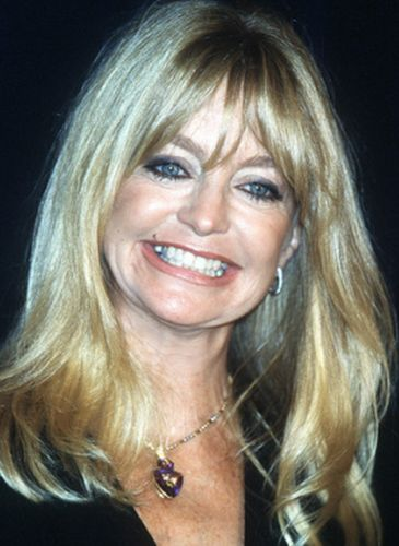 Goldie Hawn Before Cosmetic Surgery