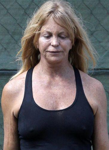 Goldie Hawn No Makeup