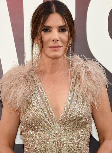 Sandra Bullock After Cosmetic Surgery