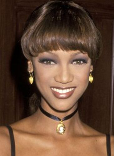 Tyra banks Before Nose Job Procedure