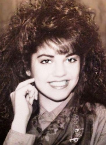 Robin Meade Young Photo