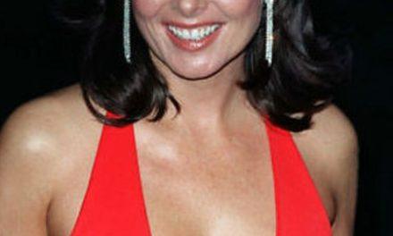 Carol Vorderman Looking Great After Breast Augmentation