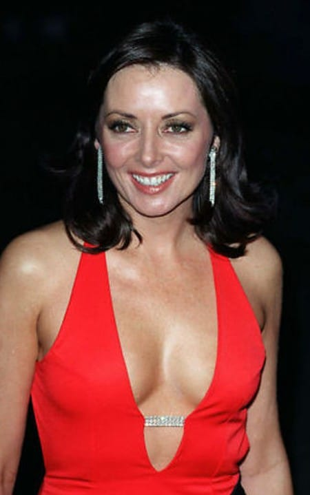 Carol Vorderman hot